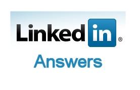 using Linkedin answers