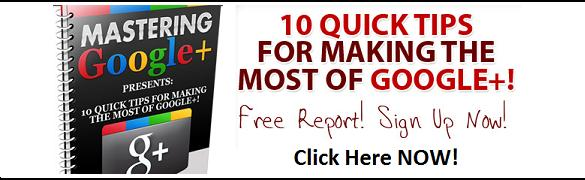 google plus free report